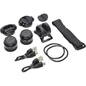 BBB Mini SpyCombo USB BLS-127 Sykkellys Sett black